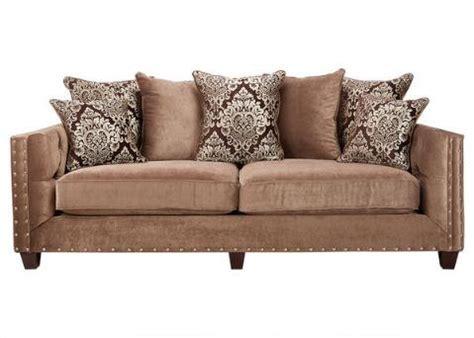 newcastle sofa newcastle mocha 3 pc living room living room sets