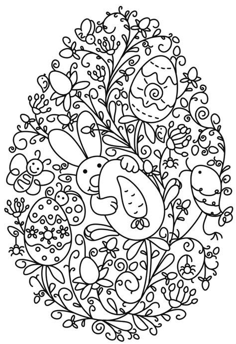 imagenes de mandalas sobre la naturaleza mandalas de pascuas para imprimir y colorear colorear