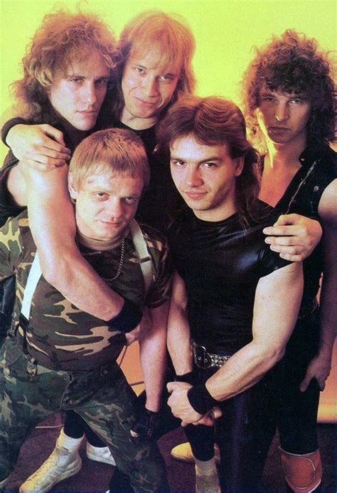 D I Band 17 best images about 80 s metal bands cassette