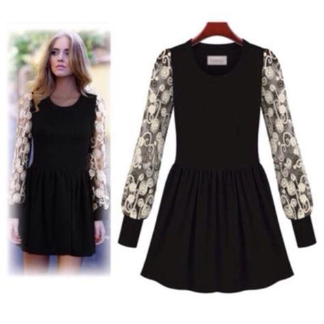 Vannesa Dress Series 3 Original Brand By Rara Busana dress lace dress skater dress dress