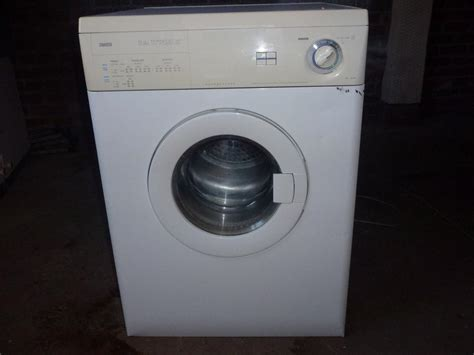 Tumble Dryer In Shed by Zanussi Vented Tumble Dryer Wolverhton Sandwell