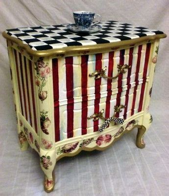 Whimsical Furniture by 25 Best Ideas About Whimsical Painted Furniture On