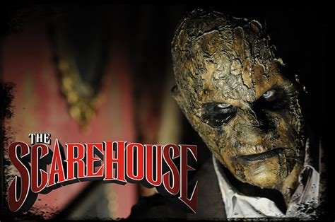 scare house the scarehouse haunted house as seen on travel channel