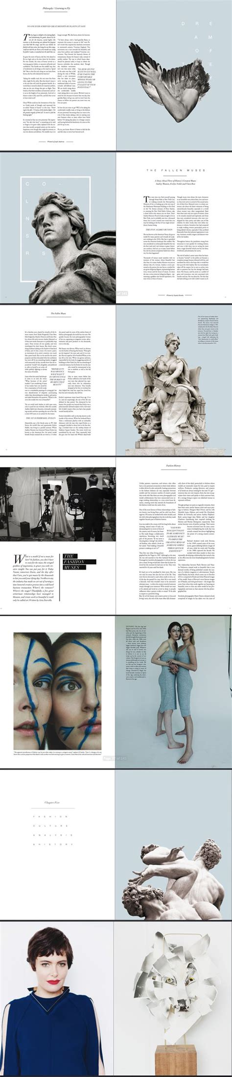 design magazine editorial lone wolf layout design and magazine layouts on pinterest