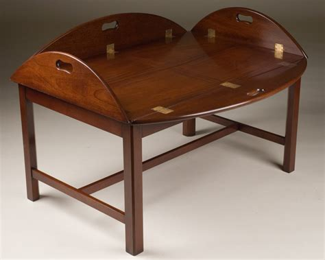 reproduction tray coffee table