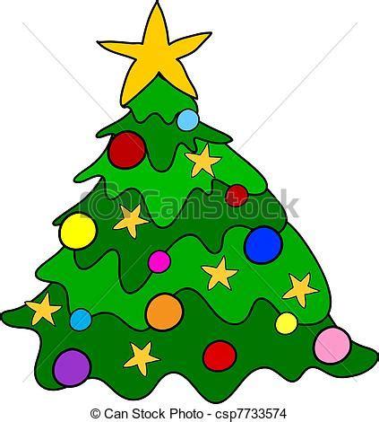 imagenes navidad caricaturas dibujos de caricatura navidad 225 rbol csp7733574 buscar