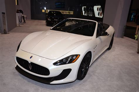new maserati convertible maserati granturismo convertible mc chicago 2014 picture