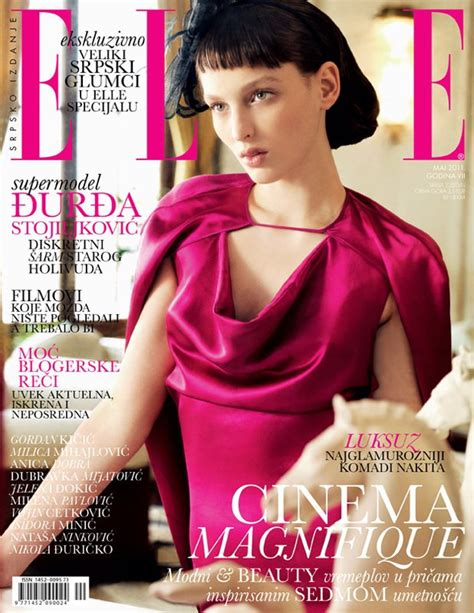 elle decor magazine the ads subtract veryhelpful net georgina stojiljkovic covers elle serbia may 2011