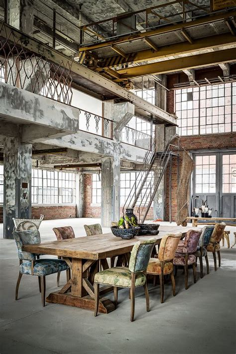 factory loft home decoratings