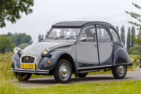 citroen 2cv hemmings find of the day 1985 citroen 2cv hemmings daily