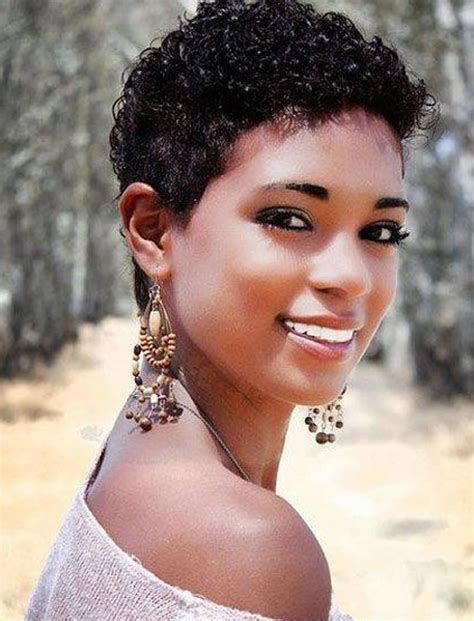 find short curly hairstyle for african americans african american short hairstyles best 23 haircuts black