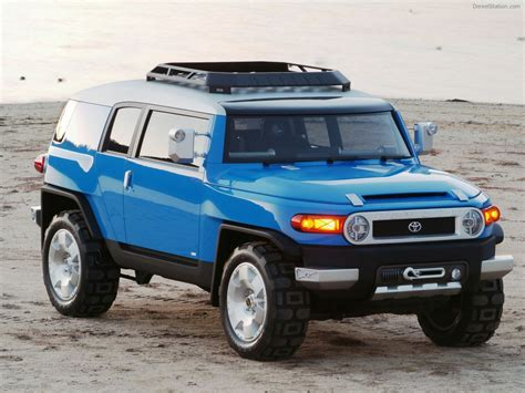 toyota fj toyota fj cruiser car wallpapers 002 of 11