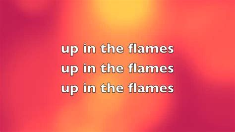 Coldplay Up In Flames Lyrics | coldplay up in flames lyrics