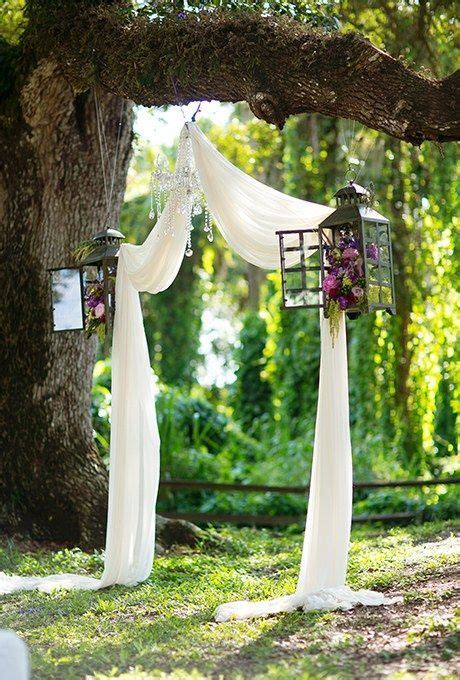 Backyard Wedding Free Best 25 Outdoor Wedding Backdrops Ideas On