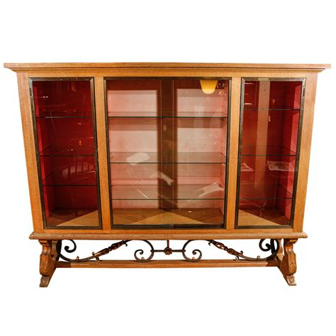 modern display cabinet french modern display cabinet for sale at 1stdibs