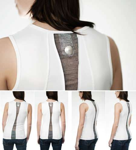 Clothes That Monitor Your Health by Health Monitoring Clothing Modwells System