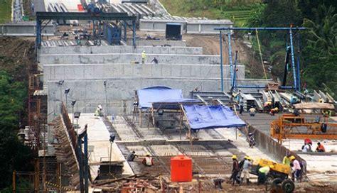 Multimeter Di Semarang pojok soklin tol ungaran bawen dilengkapi jembatan 899 meter