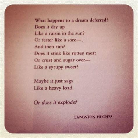 theme of poem raisin in the sun by langston hughes a raisin in the sun by langston hughes poetry corner