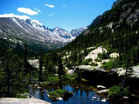 Colorado Rocky Mountains Colorado Rocky Mountain Scene In Estes
