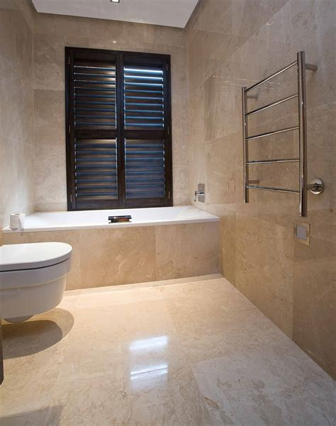 tumbled travertine bathroom travertine bathroom tumbled travertine bathroom in the