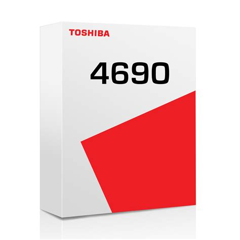 4690 operating system support toshiba commerce