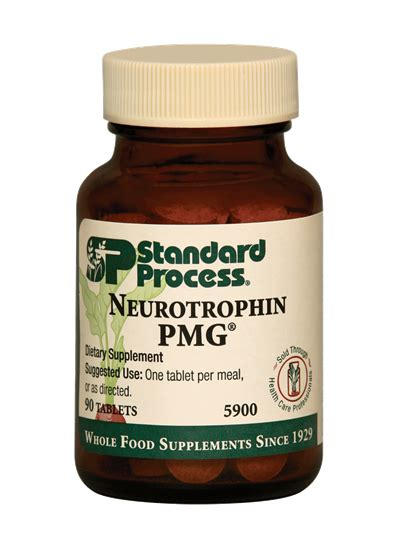 Standard Process 10 Day Blood Sugar Detox Reviews by Neurotrophin Pmg 90 Tablets Standard Process
