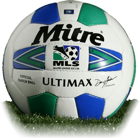 official mls game balls     world
