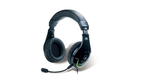 Headset Gaming Genius genius reveals the mordax gx gaming series headset for xbox 360 ps3 pc and mac custom pc review