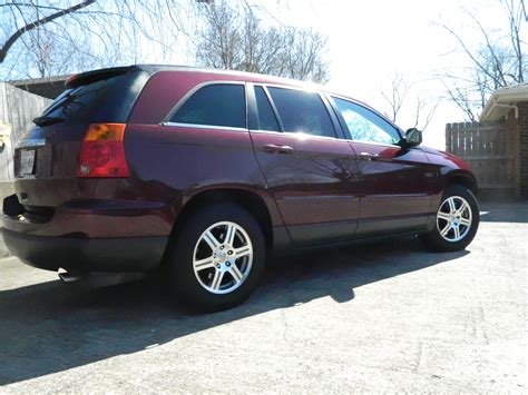 2008 chrysler pacifica touring reviews 2008 chrysler pacifica overview cargurus