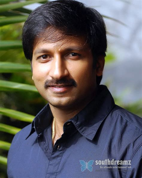 south movie actor image with name gopichand turns villain in real life