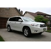 Toyota Highlander Limited 4wd View Garage Bfiala1954 Owns This