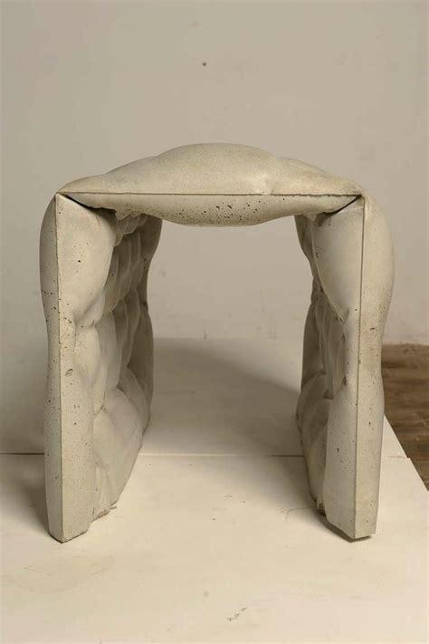 cast concrete bench 17 best images about mobilier urbain beton on pinterest