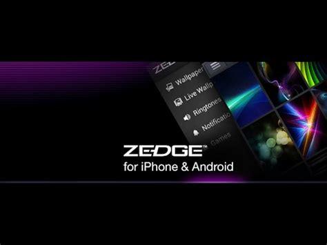 Video Tutorial Zedge | zedge tutorial aplicativo gr 225 tis youtube