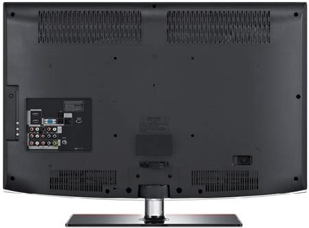 samsung  black flat panel series  lcd hdtv lnb