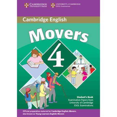 cambridge english movers 1 1316635902 cambridge movers 4 examination papers from university of cambridge esol examinations english
