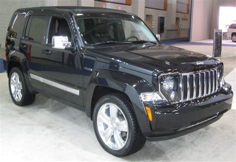 Image Gallery Jeep Liberty Limited