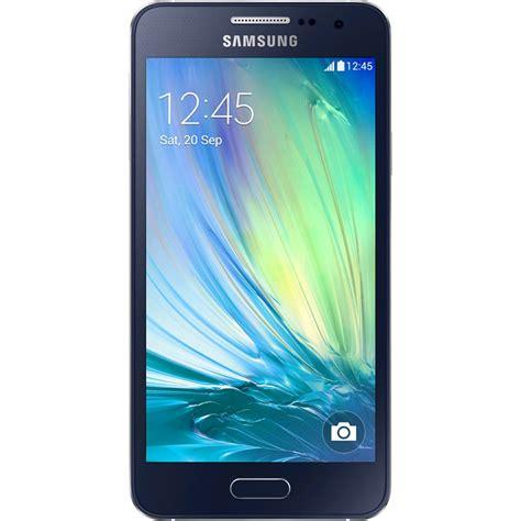 Samsung A3 Samsung Galaxy A3 16gb Black Sm A300fzkuxef Expansys