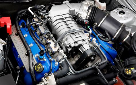 2012 ford mustang shelby gt500 supercharged 5 4 liter v 8