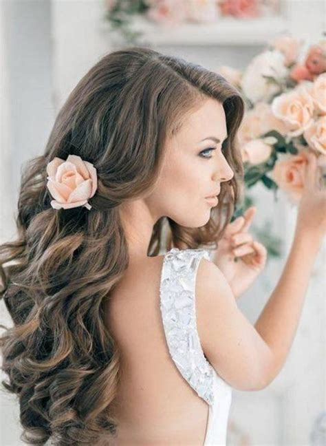 hairstyles for putting you hair down 37 half up half down wedding hairstyles anyone would love