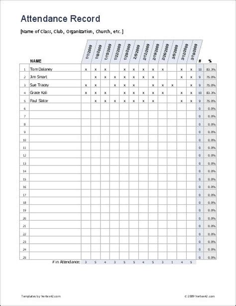 Attendance History Card Free Template by 25 Best Ideas About Attendance Sheets On