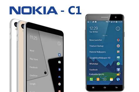 Hp Nokia C1 Android hp android terbaru 2017 mengguncang dunia teknologi