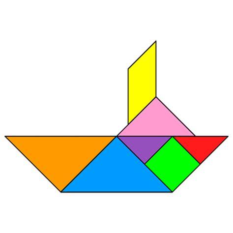 imagenes de barcos con figuras geometricas un cuento con tangram uniendo mundos