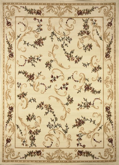 area rug floral transitional floral area rug 5x7 casual vines scrolls carpet actual 5 2 quot x7 2 quot ebay