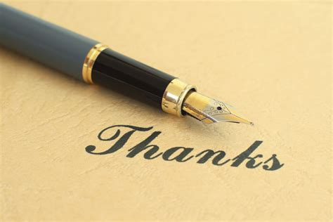 Closing Letter Thank You For Your Attention Thank You Letter Closing Exles