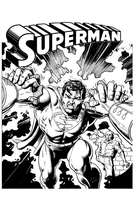 superman coloring pages games batman and doomsday coloring pages