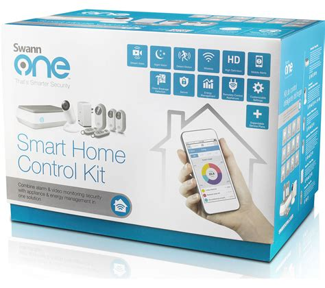 swann swannone smart home kit deals pc world