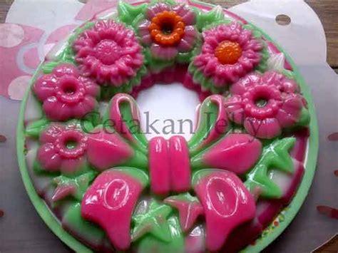 Cetakan Silikon Kue Puding Stadium cetakan silikon puding kue wreath cetakan jelly cetakan jelly