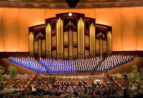 Lds Conference Center Floor Plan by Quot Mormon Tabernacle Choir To Sing At Us Presidential