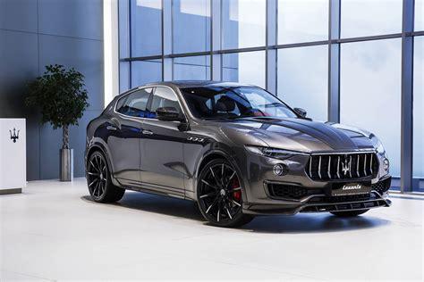 Maserati S by Maserati Levante S Gets Upgrades From Larte Design