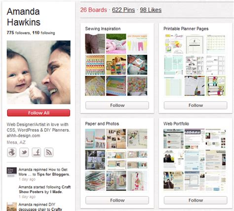 web layout pinterest 3 impactful ways web designers can use pinterest